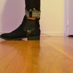 Steve Madden Peyton Quilted Ankle Boots